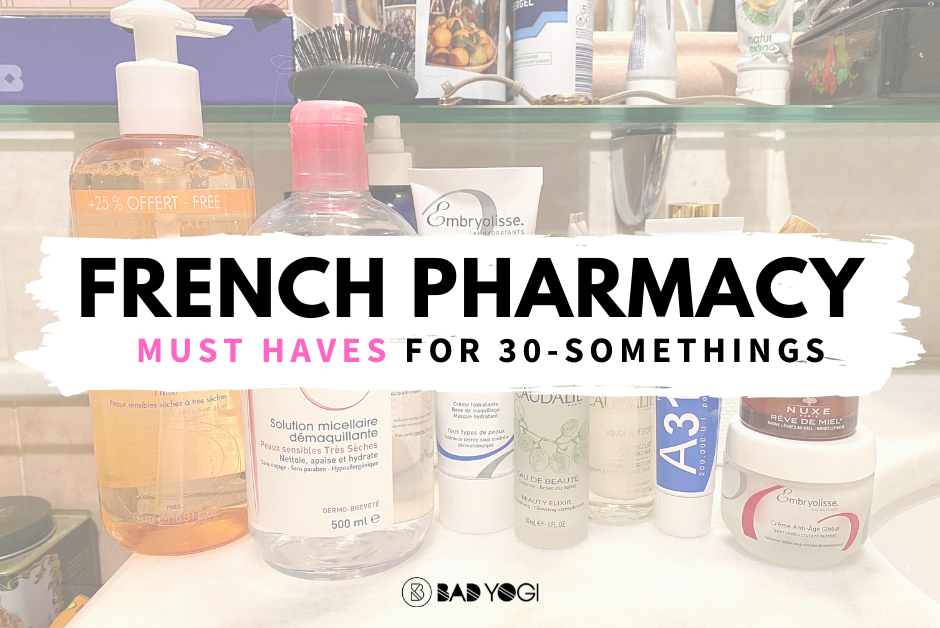french pharmacy must-haves