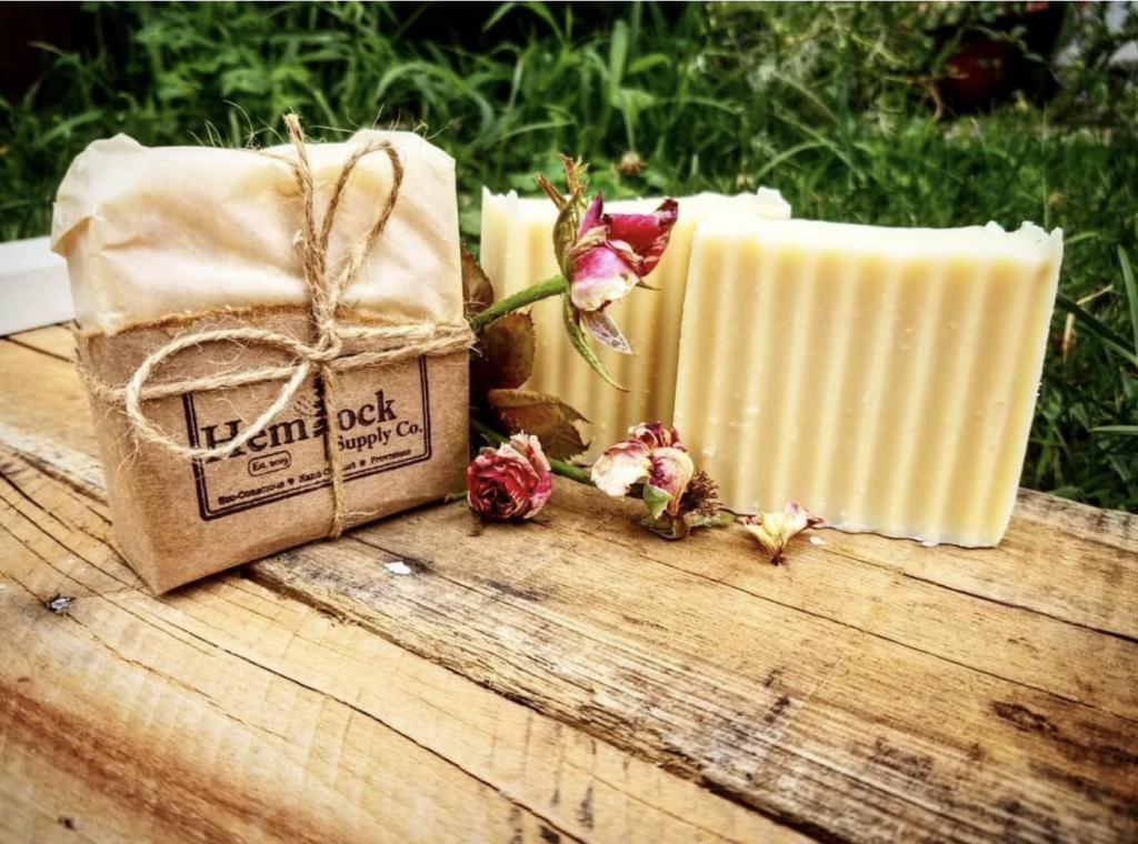Hemlock Supply soaps