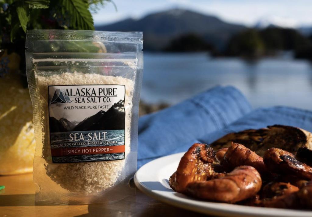 Alaska Pure Seat Salts