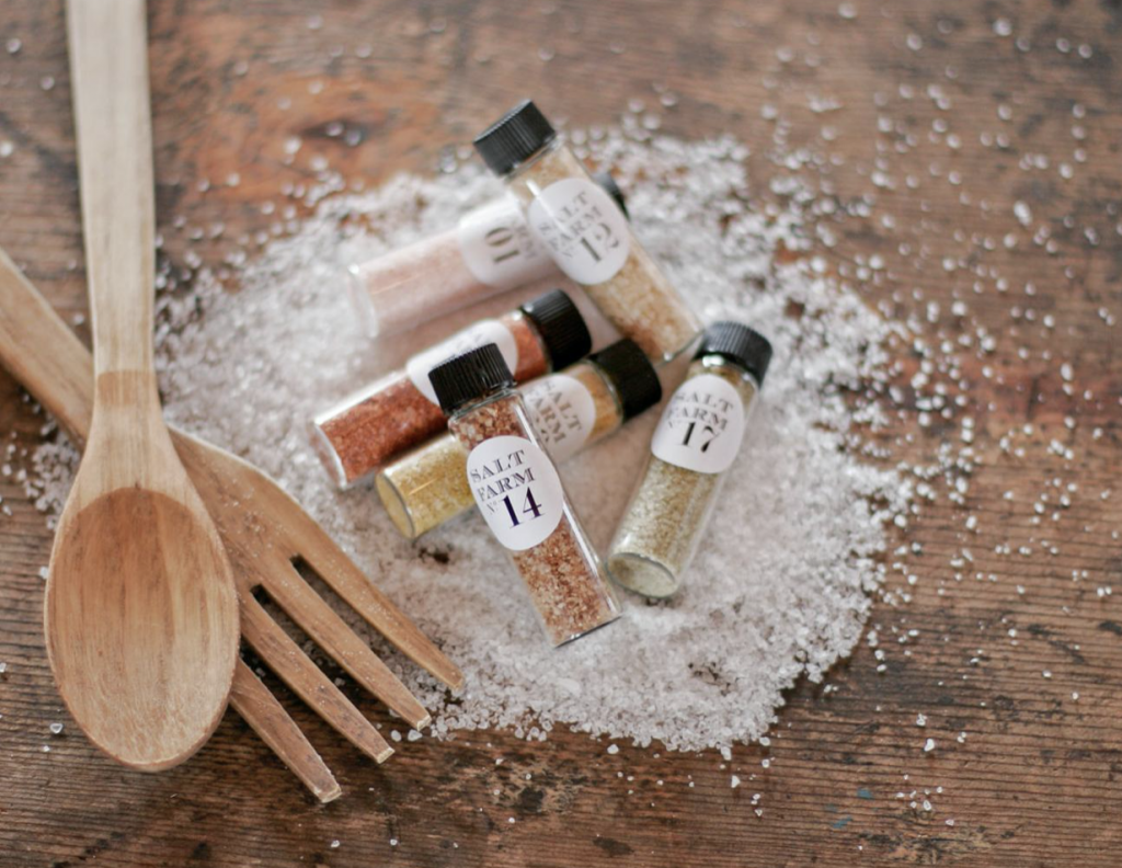 Salt Farm Gourmet Salts