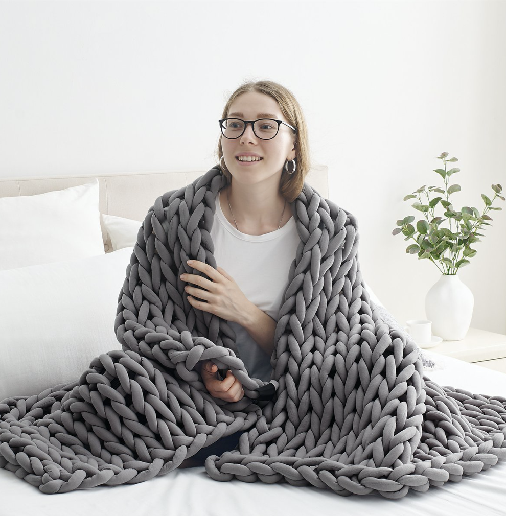 cozy blanket blanquil