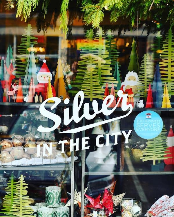 silver in the city creative gifts